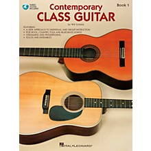 Hal Leonard Contemporary Class Guitar (Book/CD)