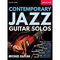 Berklee Press Contemporary Jazz Guitar Solos Berklee Guide Series Softcover Written by Michael Kaplan thumbnail