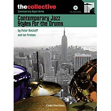 The Collective Contemporary Jazz Styles for Drums Percussion Series Softcover with CD Written by Peter Retzlaff