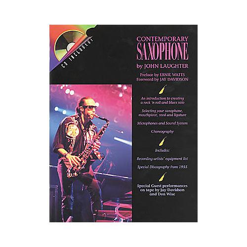 Hal Leonard Contemporary Saxophone (Book/CD)
