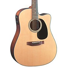 Open BoxBlueridge Contemporary Series BR-40CE Cutaway Dreadnought Acoustic-Electric Guitar