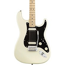 Contemporary Stratocaster HH Maple Fingerboard Electric Guitar Pearl White