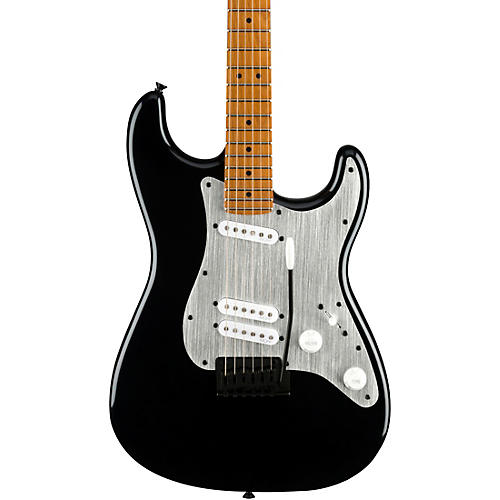 Squier Contemporary Stratocaster Special Roasted Maple Fingerboard Electric Guitar Black