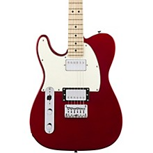 Open Box Squier Contemporary Telecaster HH Left-Handed Maple Fingerboard Electric Guitar