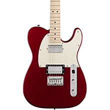 Contemporary Telecaster HH Maple Fingerboard Electric Guitar Dark Metallic Red