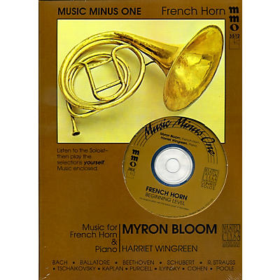 Hal Leonard Contest Solos French Horn