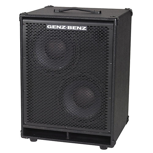 Genz Benz Contour 500 Series CTR500-EXT210 2x10 Bass Speaker Cabinet