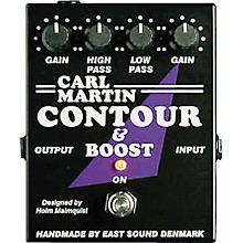 Carl Martin Contour & Boost Effects Pedal