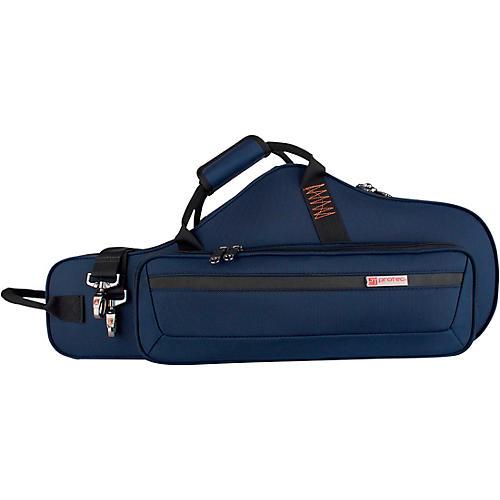 Protec Contoured Alto Sax PRO PAC Case Blue