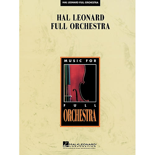 Ricordi Contrasts for Orchestra (Study Score) Orchestra Series Composed by Joseph Joachim