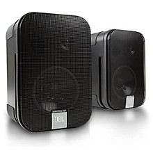 Open Box JBL Control 2P Compact Powered Monitor System