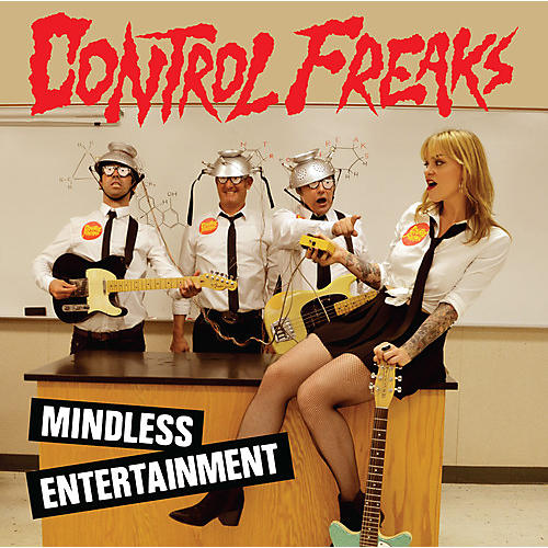 Alliance Control Freaks - Mindless Entertainment