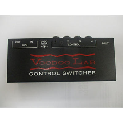 Voodoo Lab Control Switcher Pedal