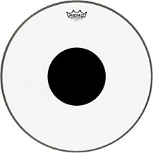 Controlled Sound Clear with Black Dot Bass Drum Head 18 in.