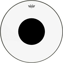 Controlled Sound Clear with Black Dot Bass Drum Head 24 in.