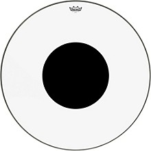 Controlled Sound Clear with Black Dot Bass Drum Head 30 in.