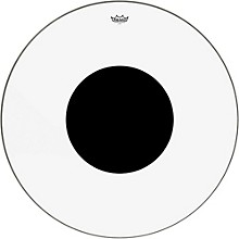Controlled Sound Clear with Black Dot Bass Drum Head 34 in.