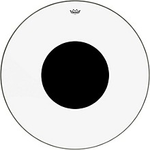 Controlled Sound Clear with Black Dot Bass Drum Head 36 in.