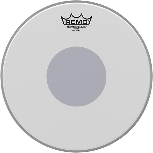 Remo Controlled Sound Reverse Dot Coated Snare Head 12 in.