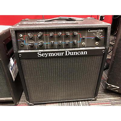 Seymour Duncan Convertible Tube Guitar Combo Amp