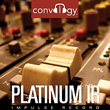 Impulse Record Convology Platinum Library 1000+ Impulse Response Files Software Download