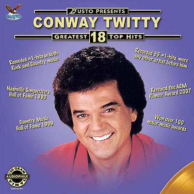 Conway Twitty - Greatest 18 Top Hits