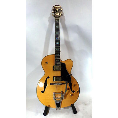 Agile Cool Cat Deluxe Hollow Body Electric Guitar