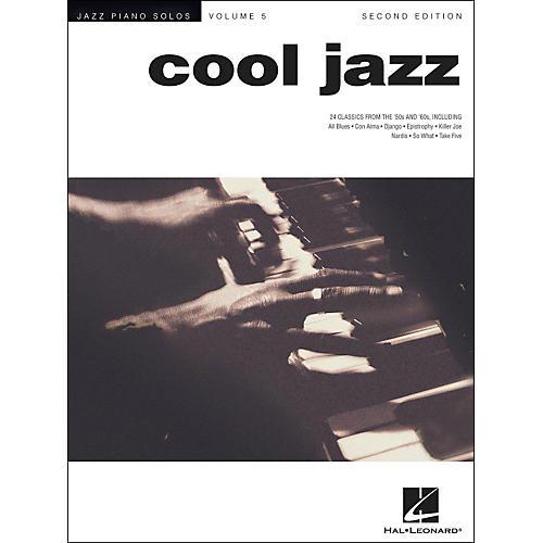 Hal Leonard Cool Jazz Piano Solo