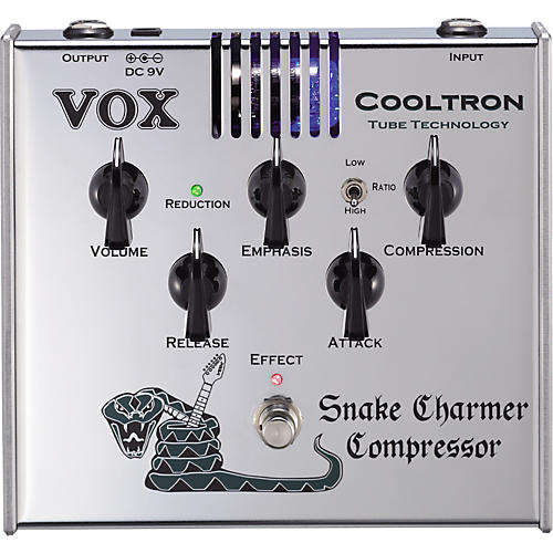 Vox Cooltron CT05CO Snake Charmer Compressor Pedal