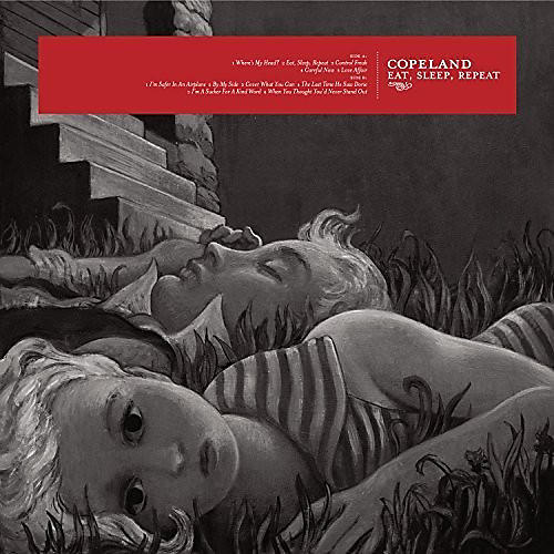 Alliance Copeland - Eat Sleep Repeat
