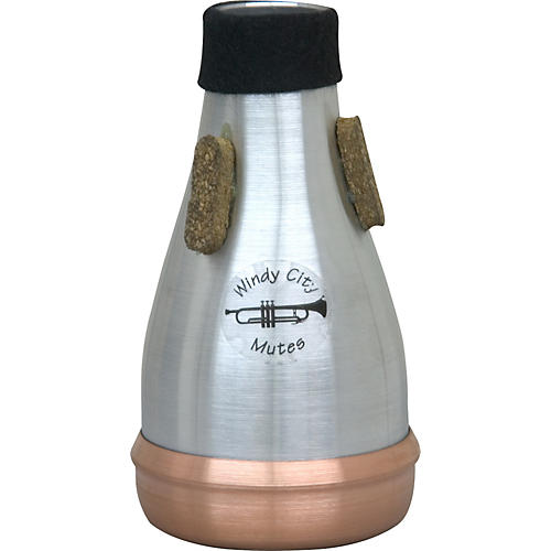 Windy City Mutes Copper Bottom Student Trumpet Mute