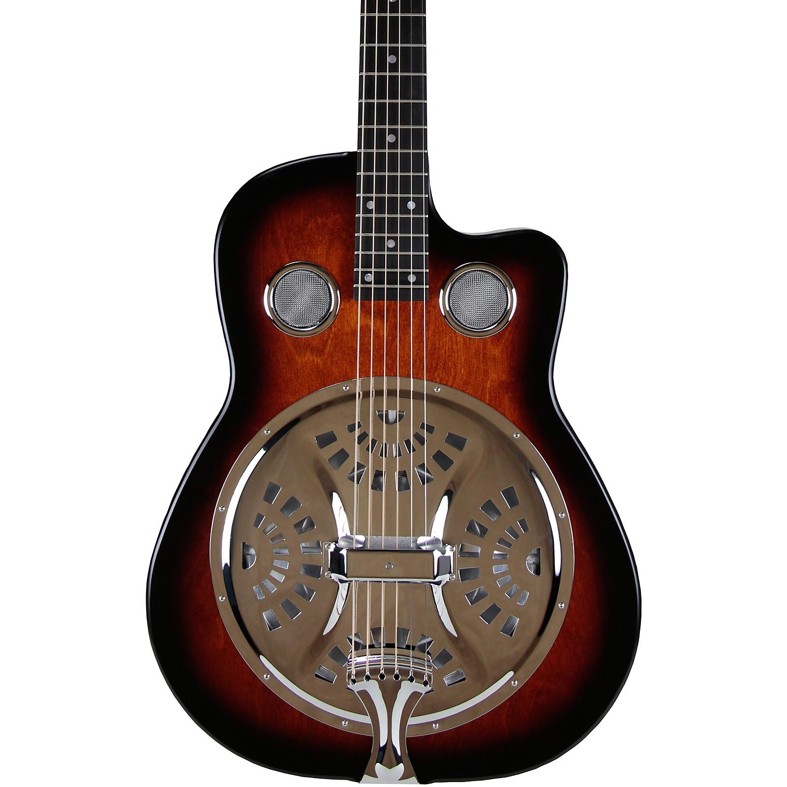 Beard Guitars Copper Mountain Roundneck Resonator Guitar