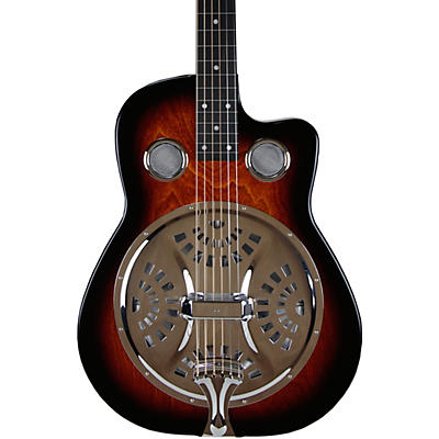 Beard Guitars Copper Mountain Squareneck Left-Handed Resonator Guitar