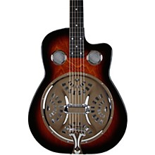 Beard Guitars Copper Mountain Squareneck Single Pickup Acoustic-Electric Resonator Guitar