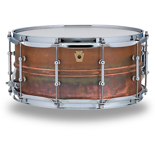 Ludwig Copper Phonic Smooth Snare Drum
