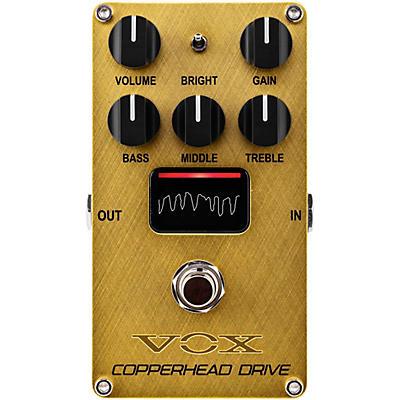 Vox Copperhead Drive - Valve Distortion Pedal