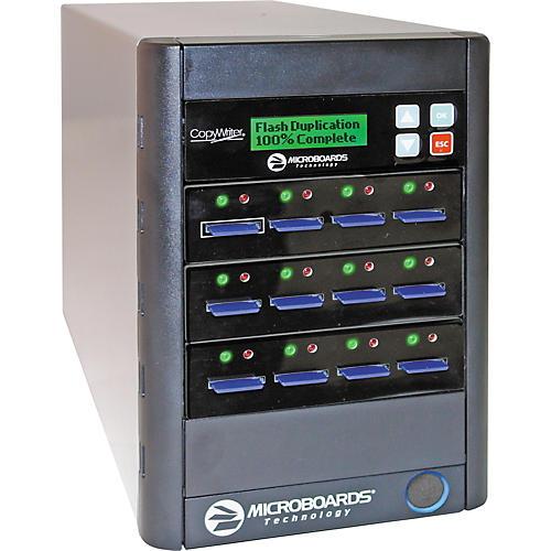 Microboards CopyWriter 1-to-11 SD Card Flash Duplicator