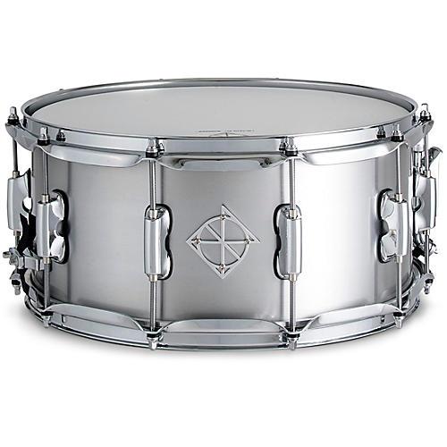 Dixon Cornerstone Aluminum Snare Drum 14 x 6.5 in. Aluminum