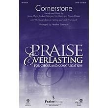 PraiseSong Cornerstone CHOIRTRAX CD by Hillsong Arranged by Heather Sorenson