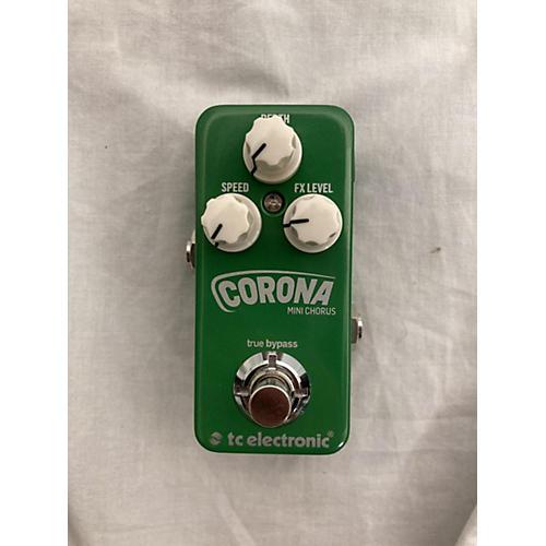 Corona Chorus Effect Pedal