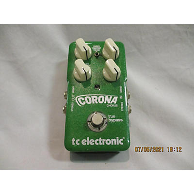 TC Electronic Corona Chorus Effect Pedal