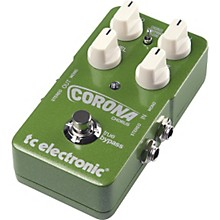 Open Box TC Electronic Corona Chorus TonePrint Series Guitar Effects Pedal