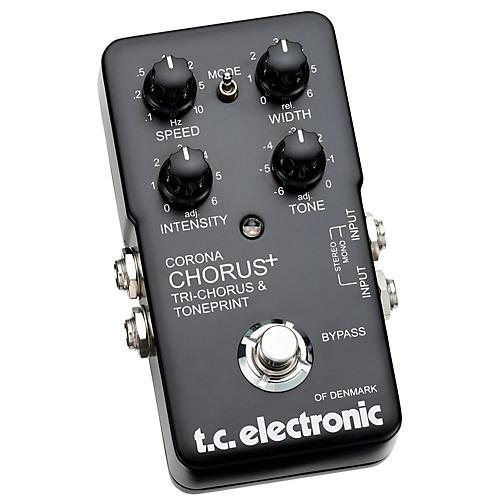 TC Electronic Corona Chorus TriChorus & TonePrint Effect Pedal