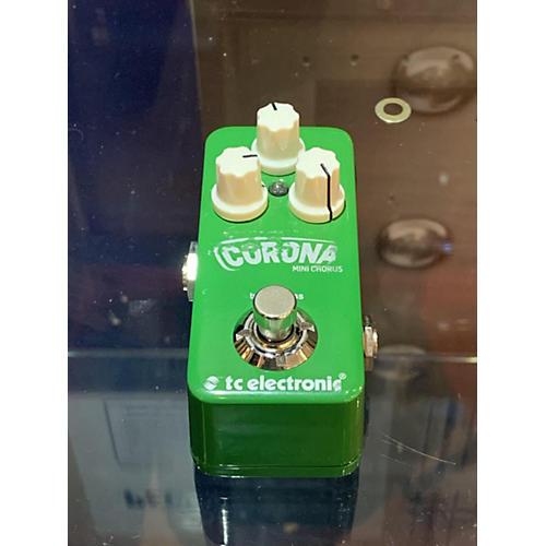 Corona Mini Chorus Effect Pedal