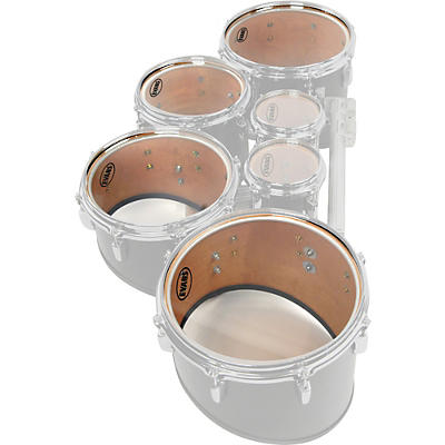 Evans Corps Clear Tenor Drumhead 4-Pack