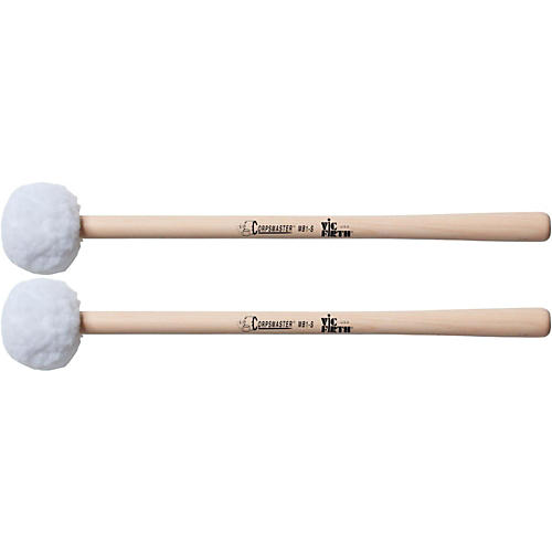 Vic Firth Corpsmaster Marching Bass Mallets