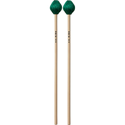 Vic Firth Corpsmaster Max-Projection Rattan Handle Vibraphone Mallets