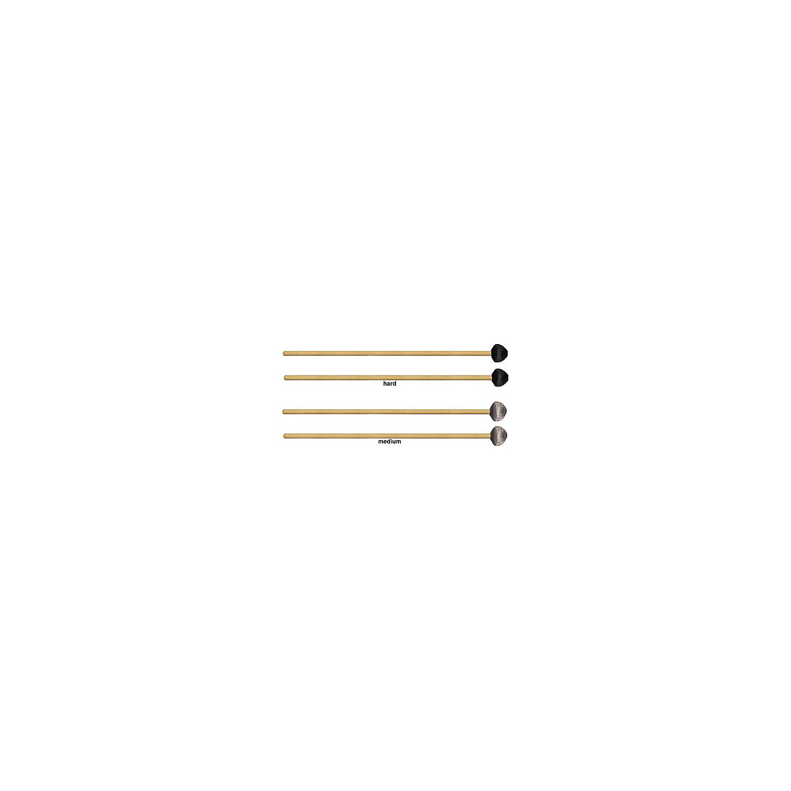 Vic Firth Corpsmaster Rattan Vibe Mallets