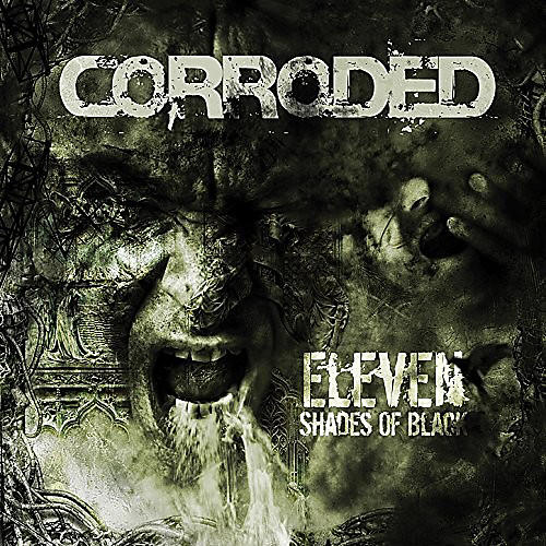 Alliance Corroded - Eleven Shades Of Black