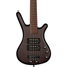 Open Box RockBass by Warwick Corvette $$ 5-String Electric Bass Guitar with Wenge Fingerboard